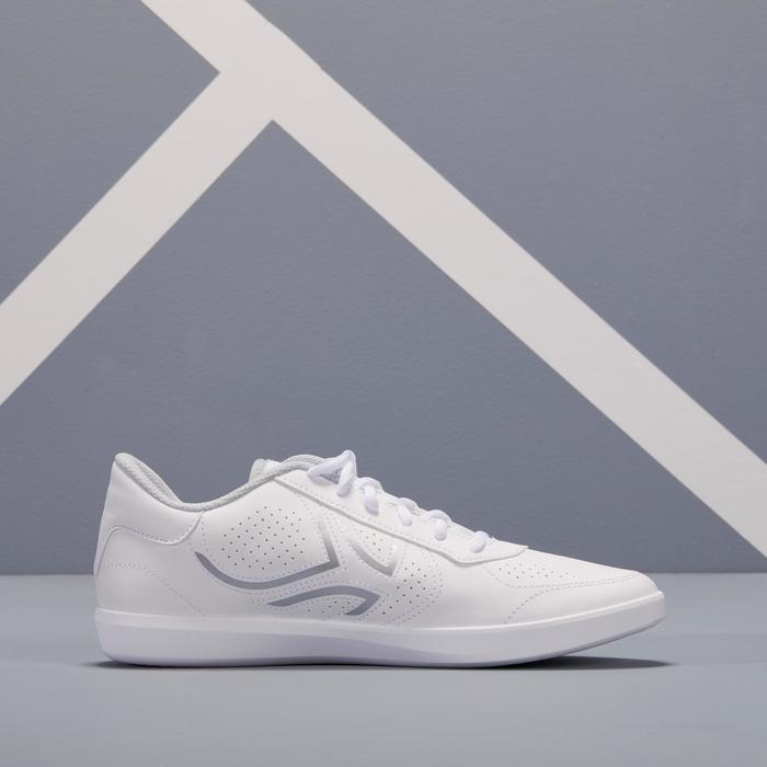 Tennisschuhe TS100 Damen weiß