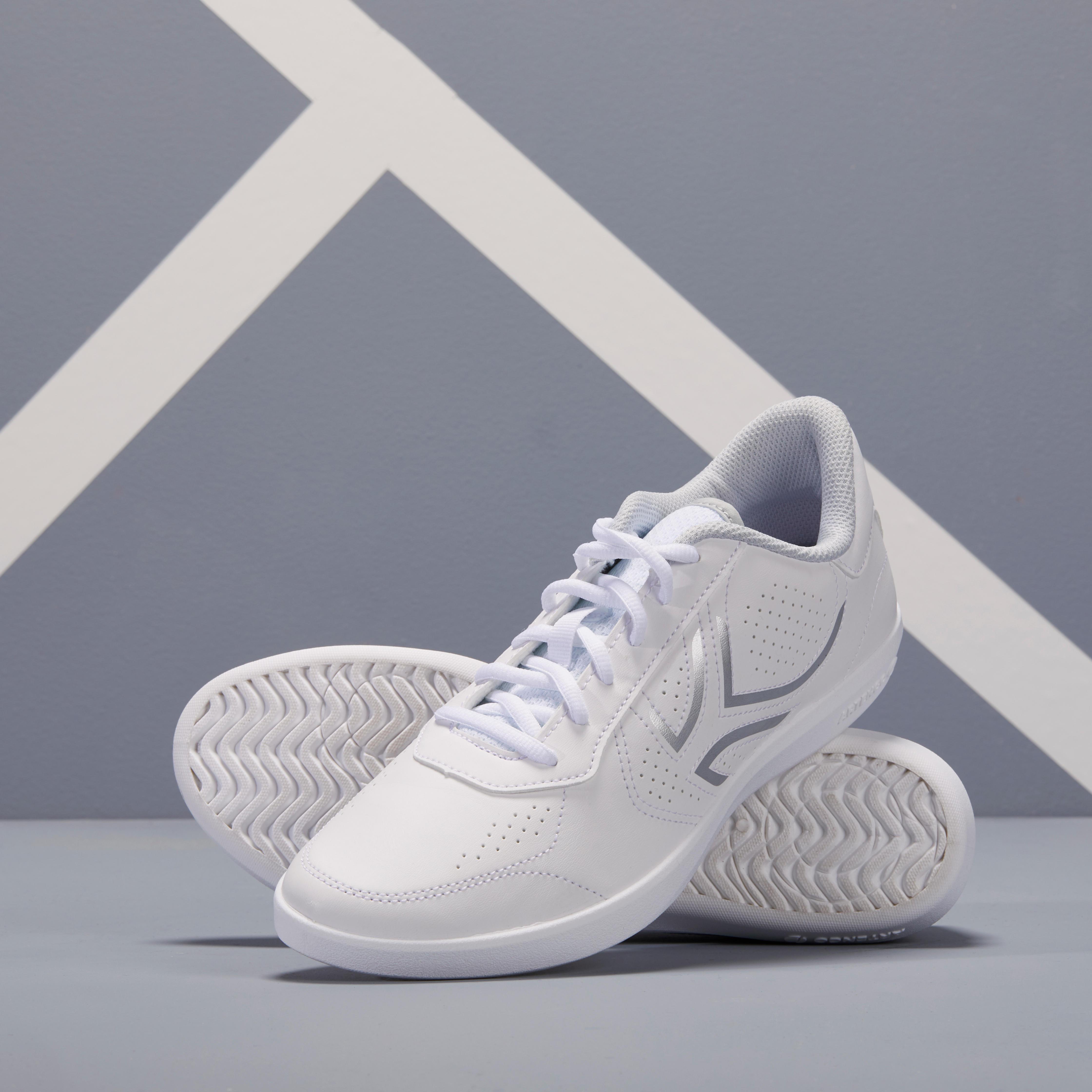 TS100 Women's Tennis Shoes - White