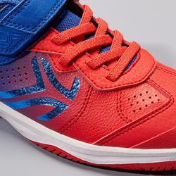 Tennisschoenen voor kinderen Artengo TS160 blauw rood