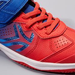 Tennisschuhe TS160 Turnschuhe Kinder blau/rot