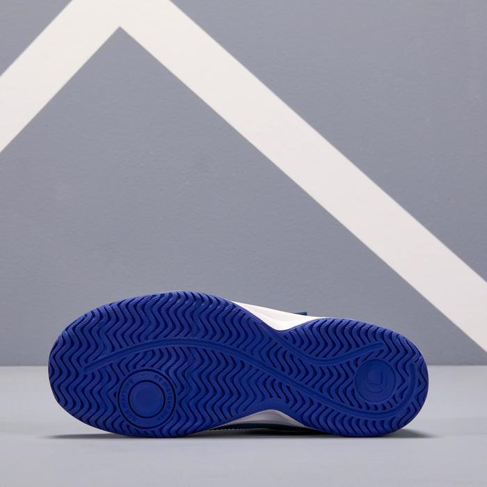 Tennisschoenen voor kinderen Artengo TS160 blauw turquoise