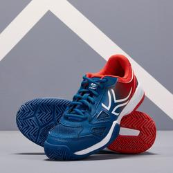 TS560 JR Kids' Tennis Shoes - Blue/Red