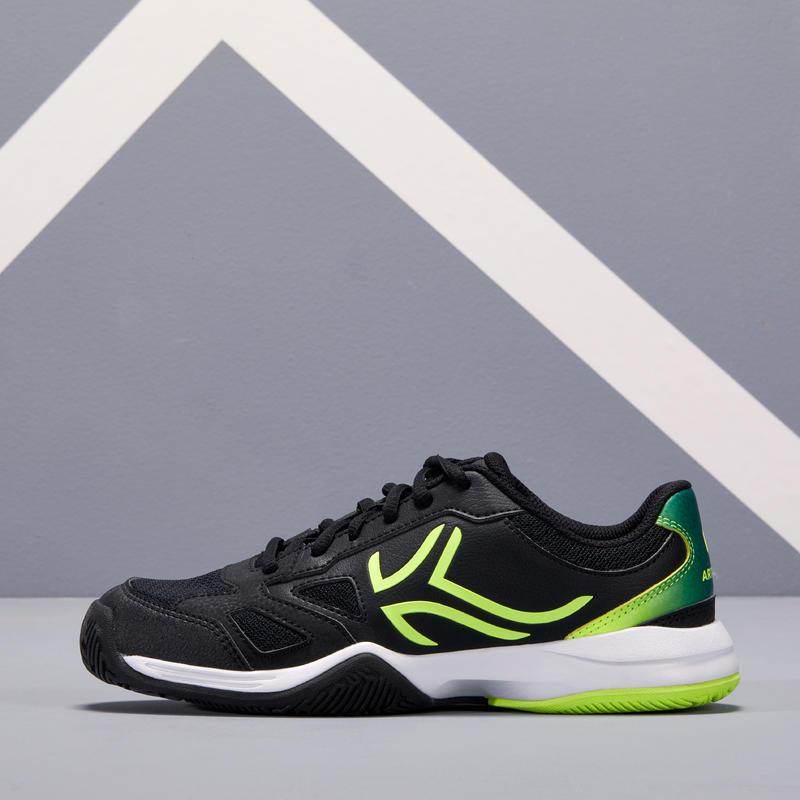 sconto di vendita caldo vendita outlet il più votato reale Scarpe Junior - Scarpe tennis junior TS560 nero-giallo