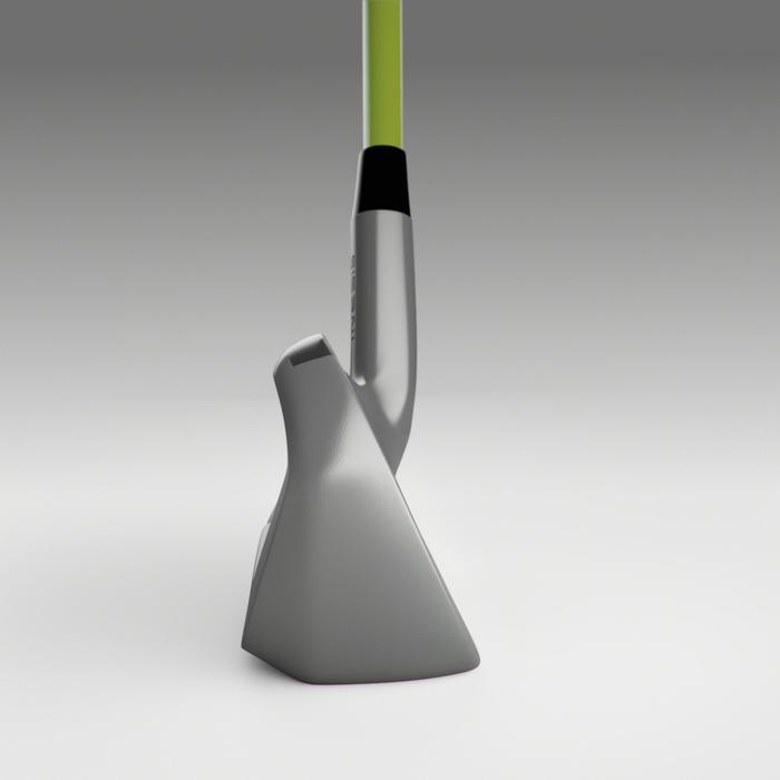 Golfijzer 9/PW KD 5-7 jaar rechtshandig