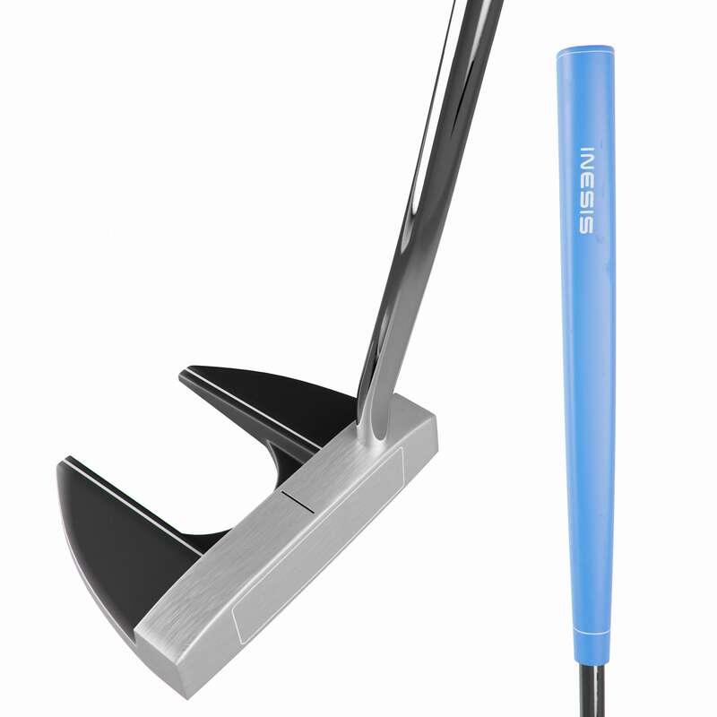 GOLFUTRUSTNING JUNIOR Golf - PUTTER 11-13 År INESIS - Golfklubbor