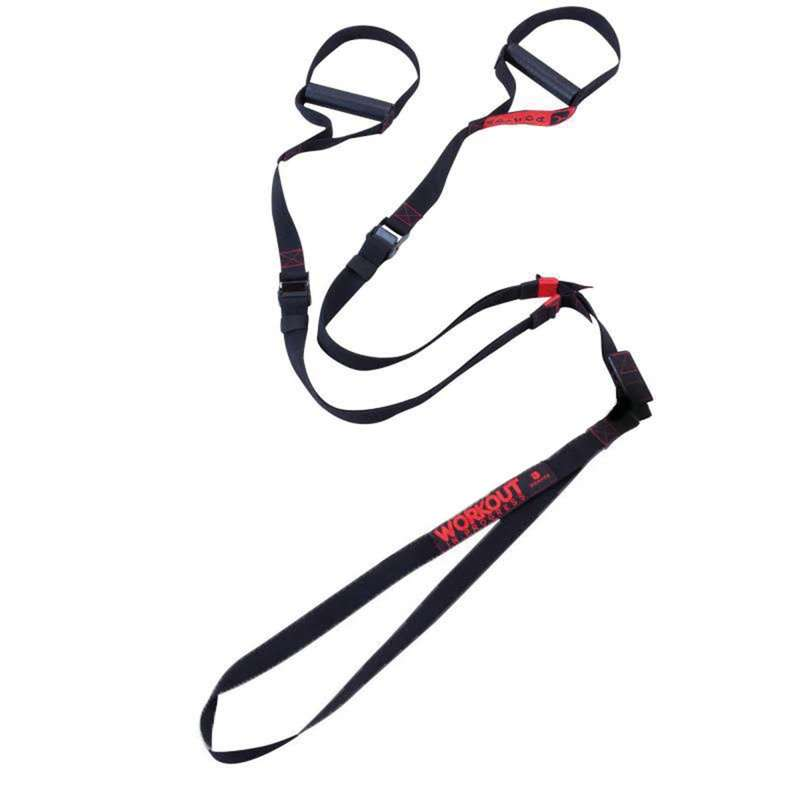 BODYWEIGHT ACCESSORIES Fitness and Gym - DST 100 Suspension Strap DOMYOS - Fitness and Gym