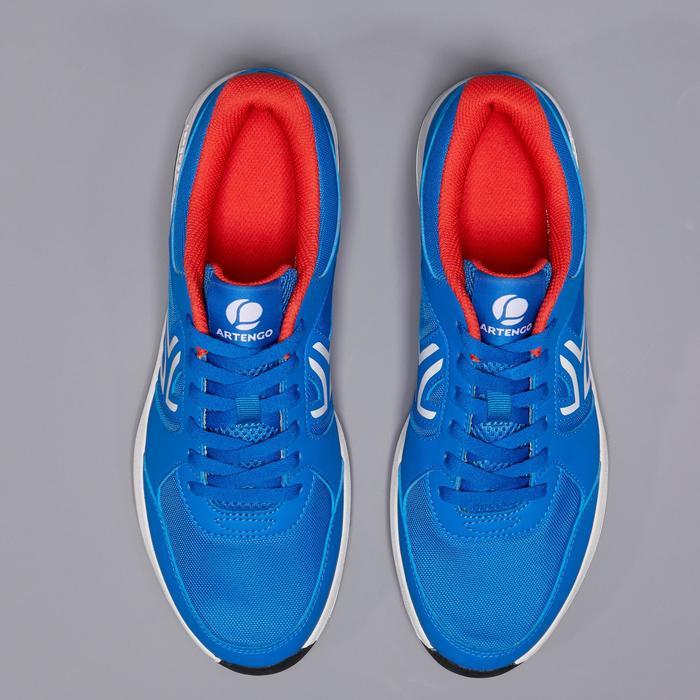Tennisschuhe TS130 Multicourt Herren blau