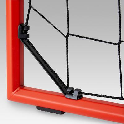 Canchas de Fútbol Kipsta SG 500 talla M azul marino naranja