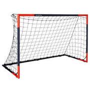 Football Goal Post SG500 Size M - Navy Blue/Orange