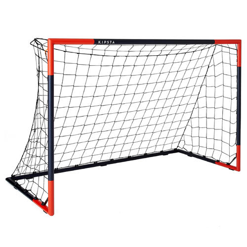 CAGE DE FOOT SG 500 TAILLE M MARINE / ORANGE