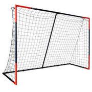 SG 500 Football Goal Size L - Navy Blue/Orange