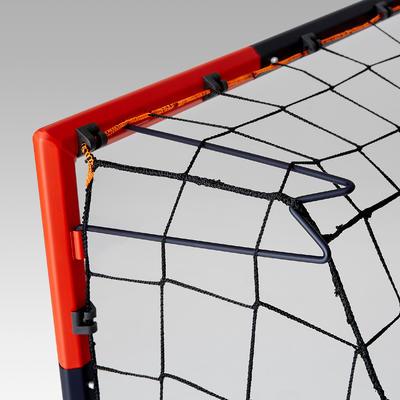 שער כדורגל SG 500 מידה L - נייבי/כתום
