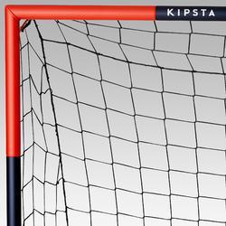 Portería de Fútbol Kipsta SG 500 talla L azul marino/naranja