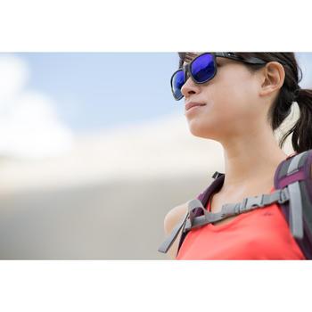 Wandelzonnebril voor volwassenen MH140W paars categorie 3
