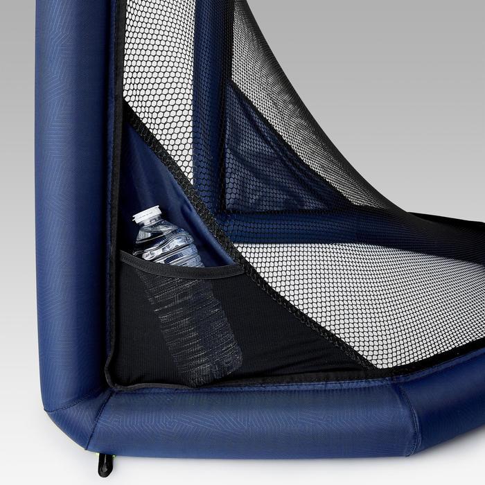 充氣式足球門Air Kage - 藍色/黃色