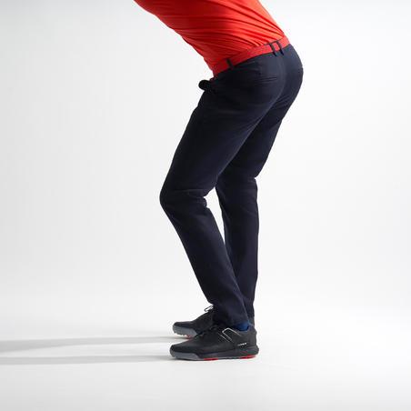 Pantalon De Golf Hombre Clima Templado Azul Marino Decathlon