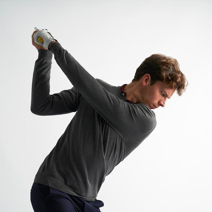 Golf Pullover Herren anthrazit