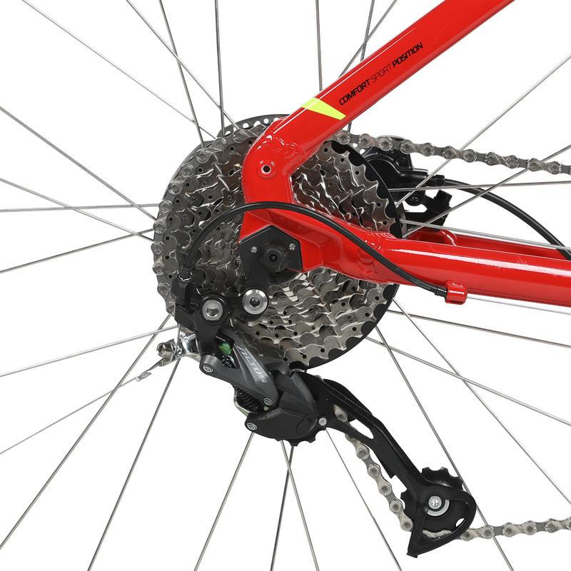Mountain Bike Rockrider ST 540 RR Red
