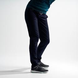 Golfbroek voor dames marineblauw