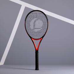 Tennisracket voor volwassenen TR 990 PRO+ zwart/rood