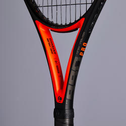 Adult Tennis Racket TR990 Pro - Black / Red