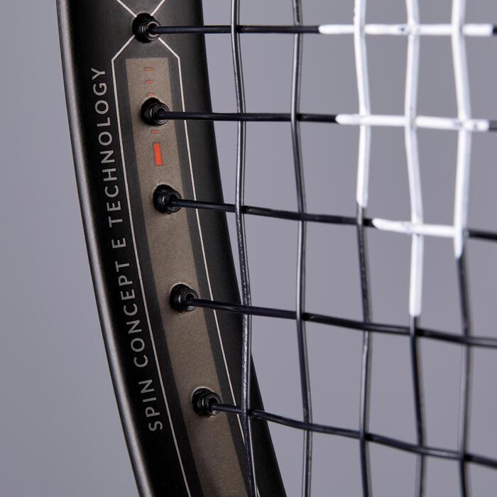 Tennisschläger TR 990 Pro Erw. schwarz/orange
