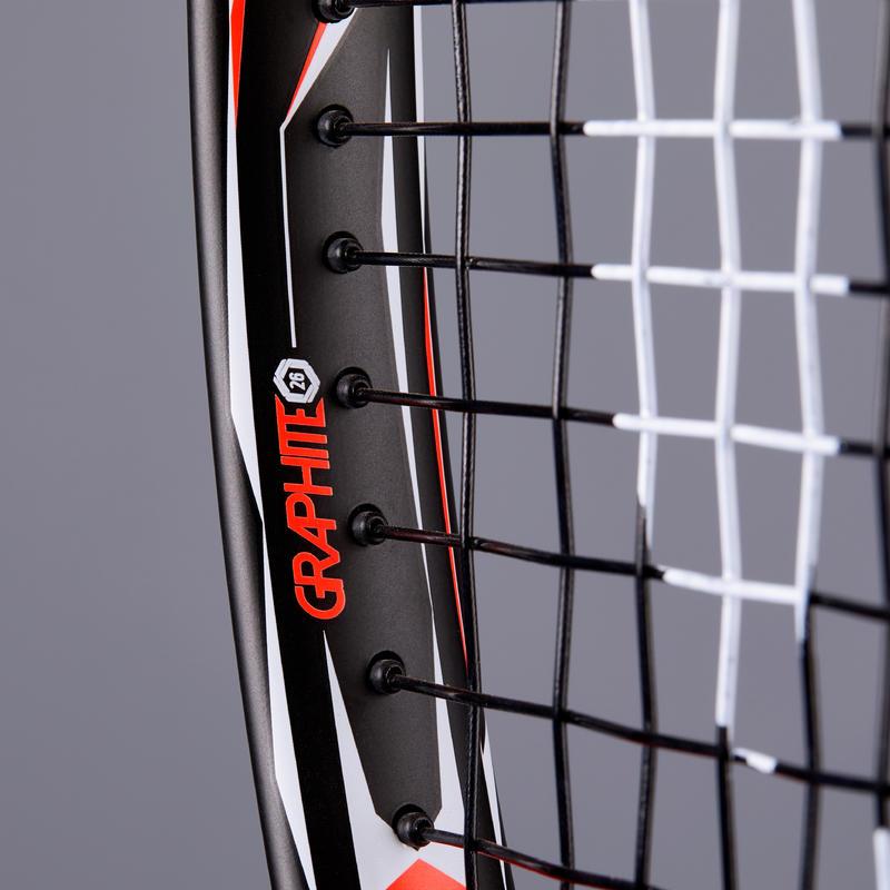 TR990 26 Kids' Tennis Racket - Black/Orange