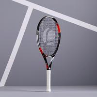 TR990 26 Kids' Tennis Racquet - Black/Orange