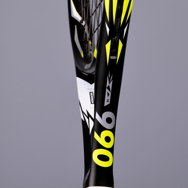 TR900 25 Kids' Tennis Racket - Black/Yellow