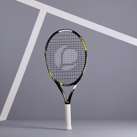 TR990 25 Kids' Tennis Racket - Black/Yellow