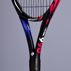 Tennisracket voor kinderen TR 900 26 zwart/roze