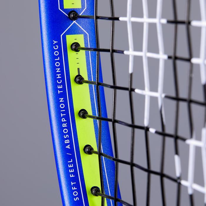 Tennisracket voor volwassenen TR560 blauw/wit