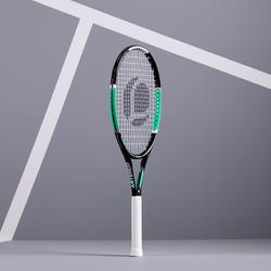Tennisracket kinderen TR 530 26 zwart/groen