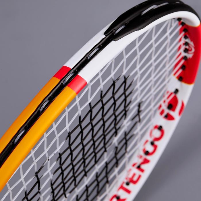 Tennisracket voor kinderen TR530 23 roze oranje