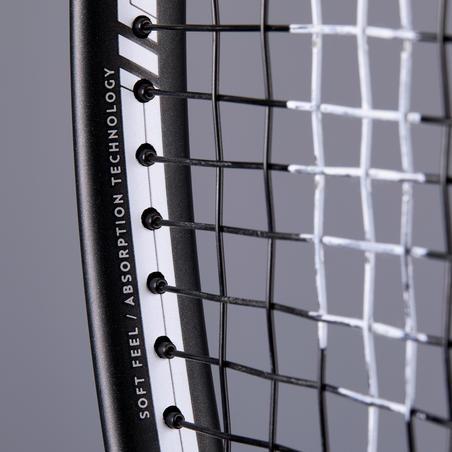TR500 Oversize Adult Tennis Racket - Black/White