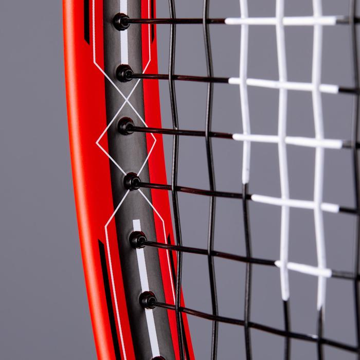 Tennisschläger TR160 Graph besaitet Erwachsene orange