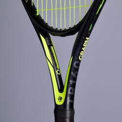 TR160 Graph Adult Tennis Racket - Black
