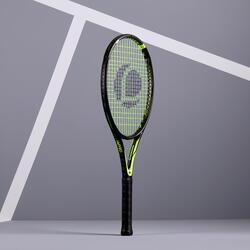 RAQUETTE DE TENNIS ADULTE TR160 GRAPH NOIR