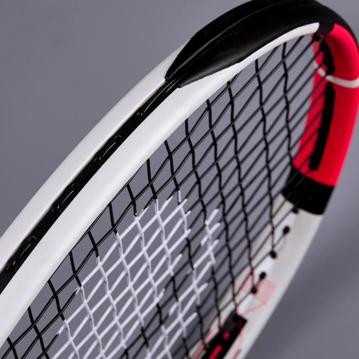 Tennisschläger TR160 Graph Erwachsene besaitet weiß