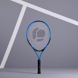 Tennisschläger TR130 23'' besaitet Kinder blau