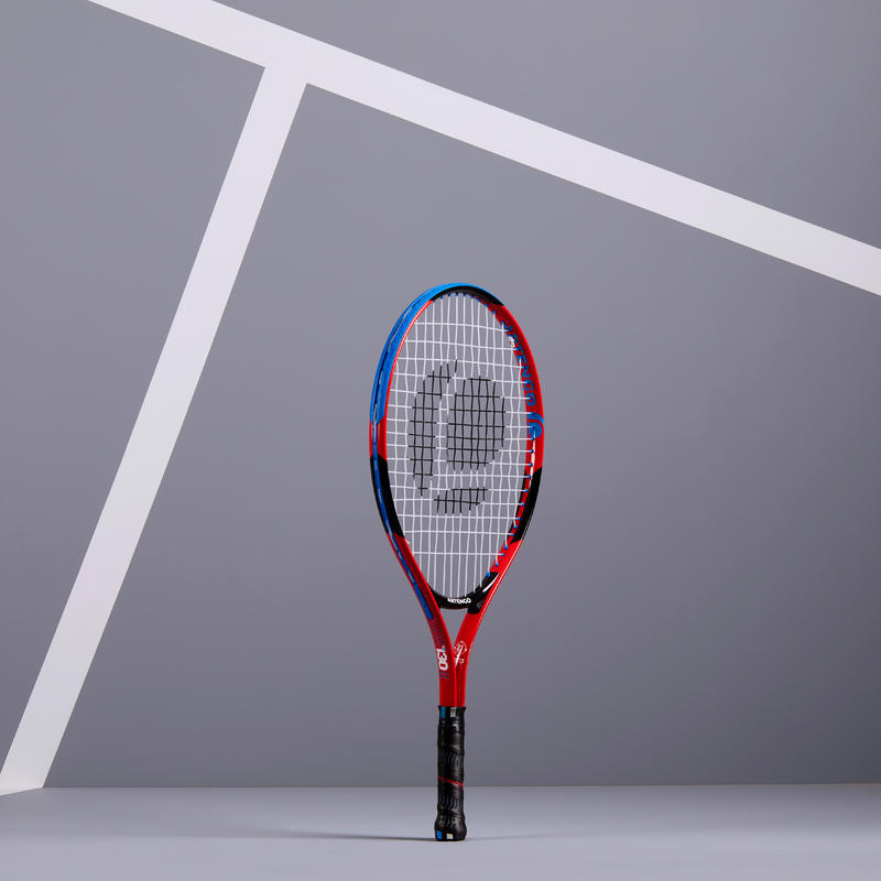 Kids' 21_QUOTE_ Tennis Racket TR130 - Red