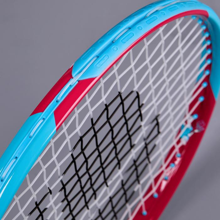 Tennisracket voor kinderen TR130 maat 21 roze