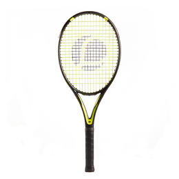 Adult Tennis Racket TR160 Graph - Black
