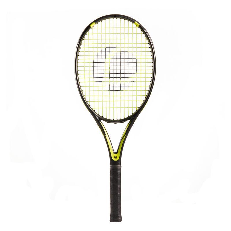 Raqueta de Tenis Artengo TR160 Graph Adulto Negro (270GR)