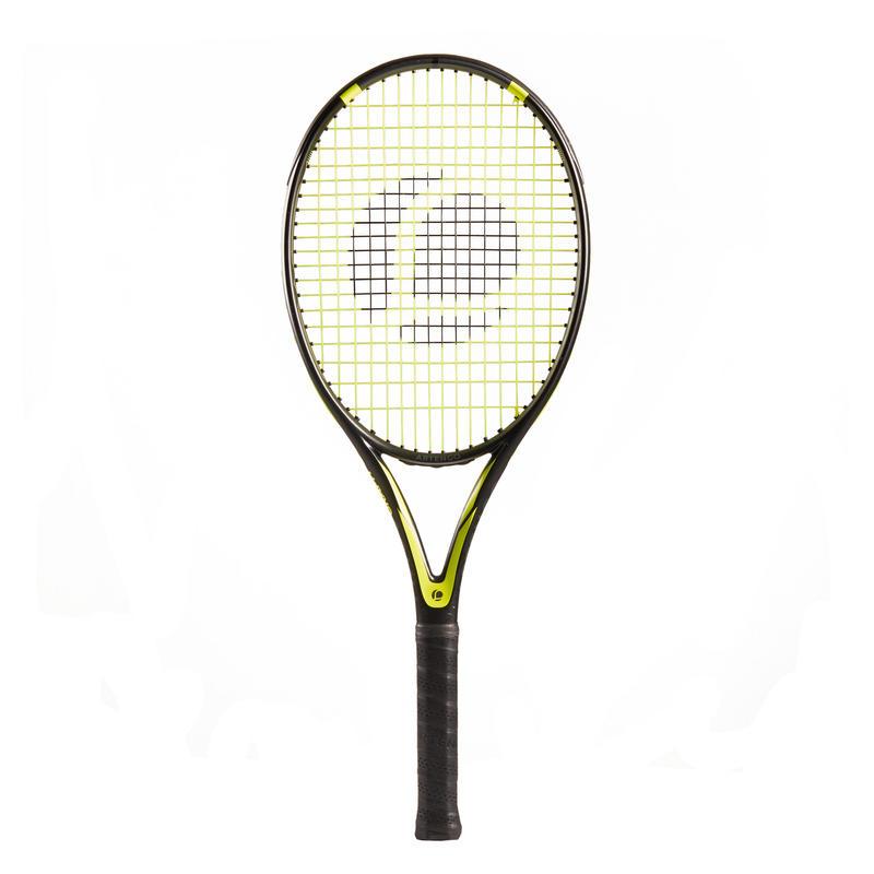 TR160 Graph Adult Tennis Racket - Black