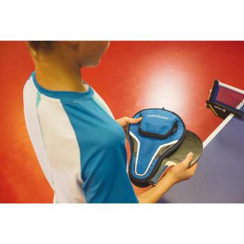 乒乓球拍套TTC 130-藍色