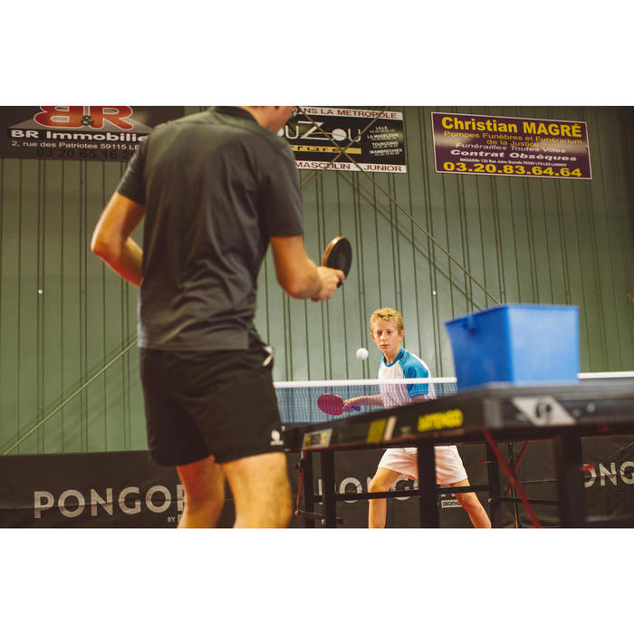 Tafeltennisbat club en school TTR 130 4* Spin
