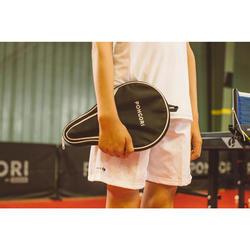 Schlägerhülle Tischtennis TTC 100 schwarz