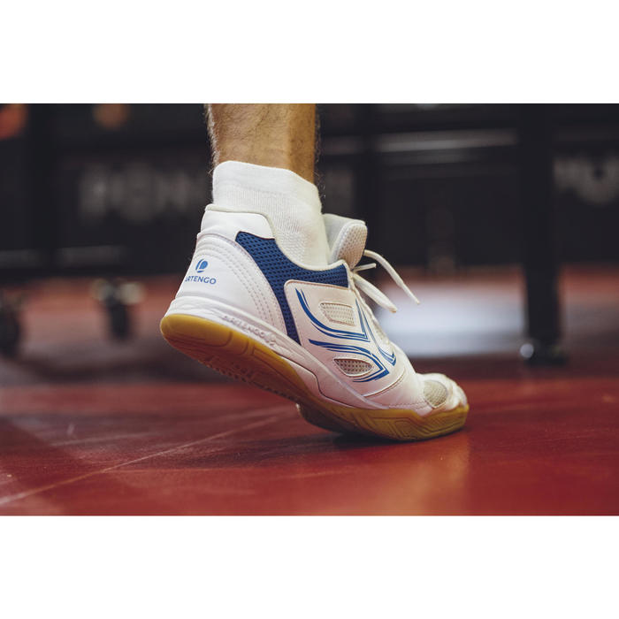 TTS 500 Table Tennis Shoes - Yellow