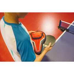 HOUSSE DE RAQUETTE DE TENNIS DE TABLE TTC 130 ROUGE